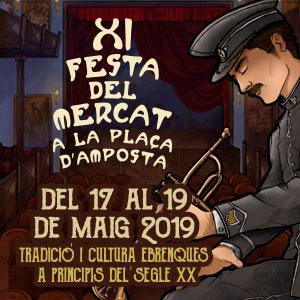 XI Festa del Mercat a la Plaça - Amposta 2019