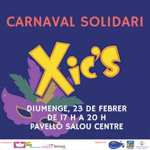 Carnaval Xic'S, Salou, 2020