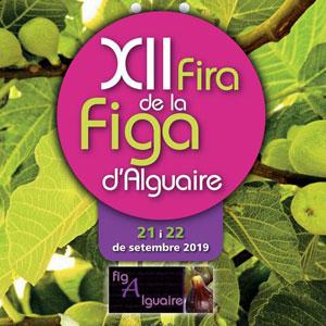 XII Fira de la Figa - Alguaire 2019