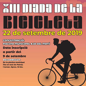 XIII Diada de la Bicicleta - La Ràpita 2019