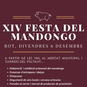 XIV Festa del Mandongo - Bot 2019