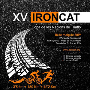 XV Ironcat - L'Ampolla 2019