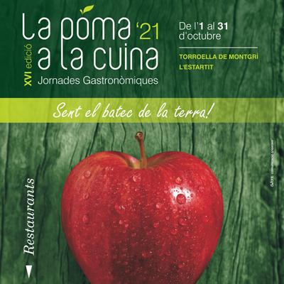 XVI Jornades Gastronòmiques 'La poma a la cuina' - Torroella de Montgrí - L'Estartit 2021