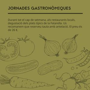 Jornades Gastronòmiques de l'Oli - La Fatarella 2019