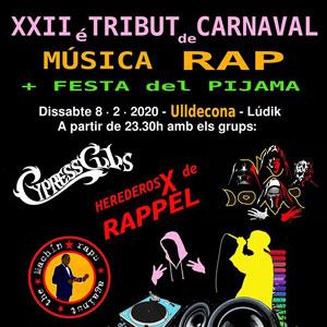 XXIIè Tribut de Carnaval - Ulldecona 2020