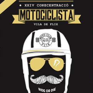 XXIV Concentració Motociclista - Flix 2019