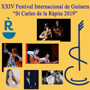 XXIV Festival Internacional de Guitarra - La Ràpita 2019