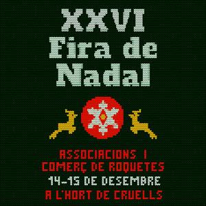XXVI Fira de Nadal - Roquetes 2019
