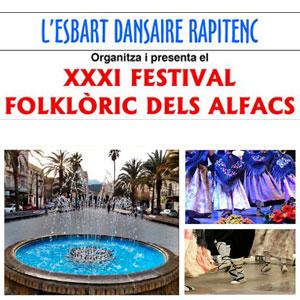 XXXI Festival Folklòric dels Alfacs - La Ràpita 2019