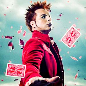 Espectacle de màgia 'Conjuro' a càrrec del mag Yunke