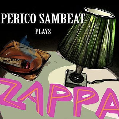 Perico Sambeat Plays Zappa