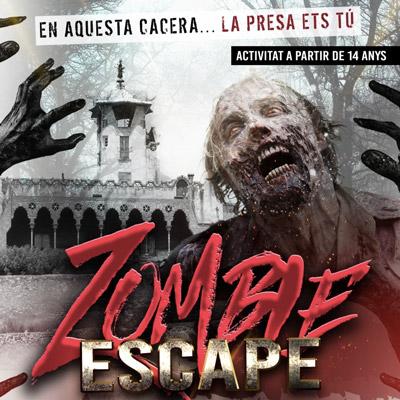 Zombie Escape als Pallaresos, 2021