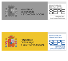 Logo Ministerio de Trabajo y Economia Social