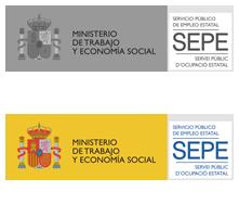 Logo Ministerio de Trabajo y Economia Social