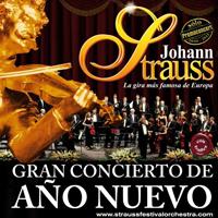 Johann Strauss Gran Concert d'Any Nou