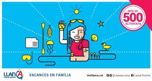 Llançà - Vacances en família - més de 500 activitats