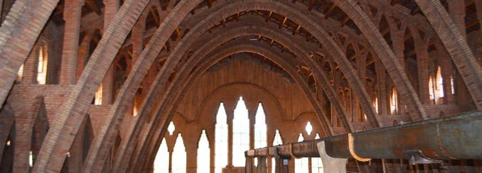 Catedral del Vi de Pinell de Brai