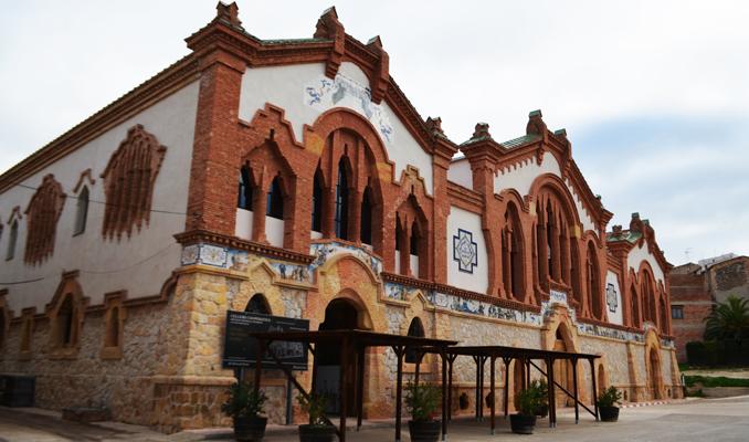 Catedral del Vi - Pinell de Brai