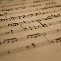 Partitura de música clàssica