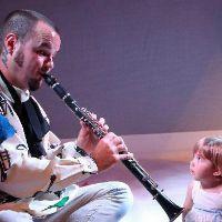 Concert per a nadons 'Pintamúsica'