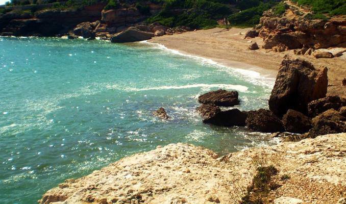 Platja de Xelín - L'Ametlla de Mar