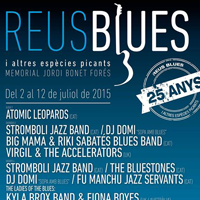 25è Reus Blues