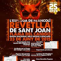 Revetlla Sant Joan Espluga 2015