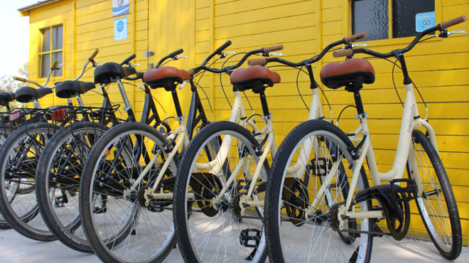 Lloguer de bicicletes