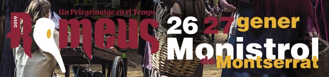 Romeus 2019 Monistrol de Montserrat