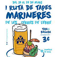 I ruta de tapes marineres