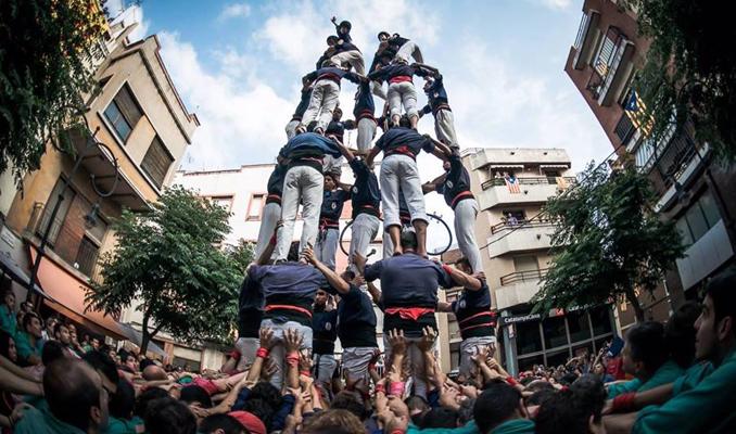Colla Xiquets del Serrallo de Tarragona