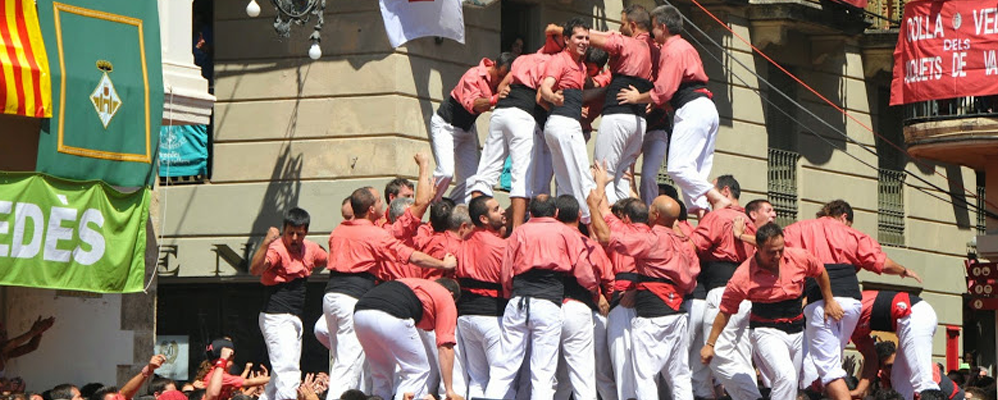 Colla Vella dels Xiquets de Valls