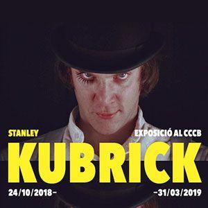 Exposició 'Stanley Kubrick' - CCCB Barcelona 2018