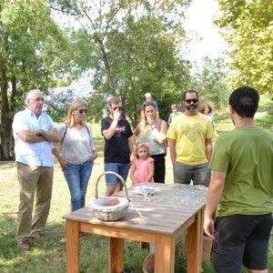 Passejades delicioses, Can Moragues, Fundació Emys