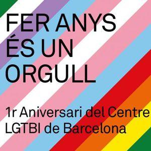 1r aniversari del Centre LGTBI - Barcelona 2020