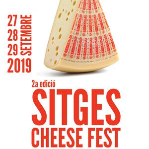 2n Sitges Cheese Fest - Sitges 2019
