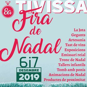 8a Fira de Nadal - Tivissa 2019