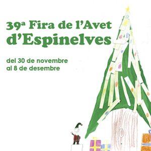 39a edició de la Fira de l'Avet d'Espinelves, 2019