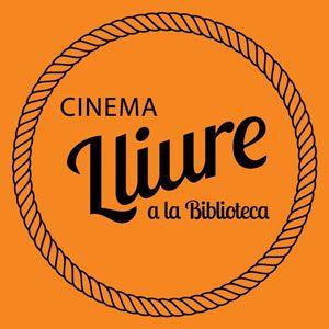 Cinema Lliure a la Biblioteca (Logo)