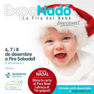 ExpoNadó. La fira del bebè - Sabadell 2019