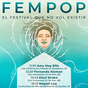 FemPop - Malgrat de Mar 2019