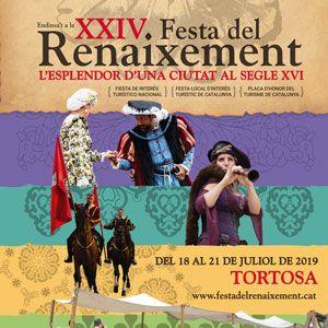 XXIV Festa del Renaixement - Tortosa 2019