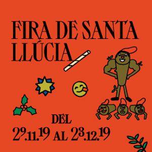 Fira de Santa Llúcia - Barcelona 2019