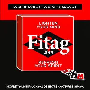 19è Festival Internacional de Teatre Amateur de Girona (FITAG), 2019
