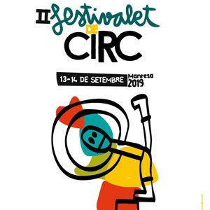 II Festivalet de Circ - Manresa 2019