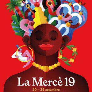 Festes de La Mercè - Barcelona 2019