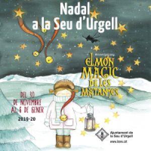 Cartell genèric dels actes nadalencs de la Seu d'Urgell
