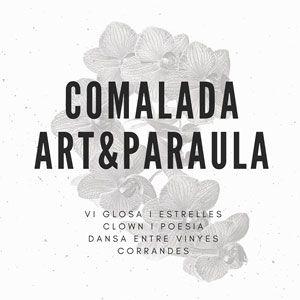 Festival Comalada Art & Paraula, 2019