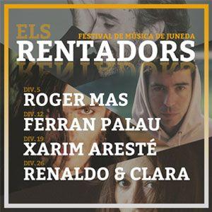 Festival Els Rentadors a Juneda, 2019
