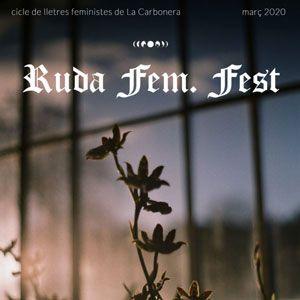 Ruda Fem. Fest - La Carbonera Barcelona 2020